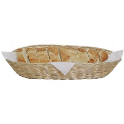 Chef-Hub Wicker Loaf Basket